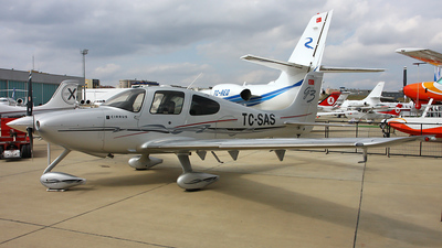 TC-SAS - Cirrus SR22-GTS - Private