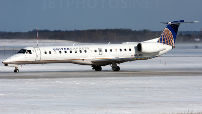 A picture of N16918 - Embraer ERJ145LR - [145397] - © Alex Brodkey