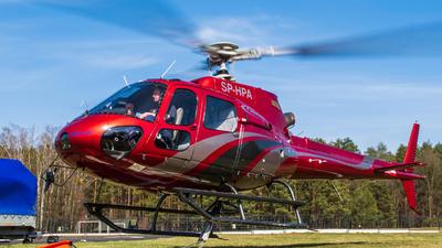 SP-HPA - Aérospatiale AS 350BA Ecureuil - Private