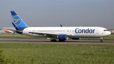 A picture of DABUC - Boeing 767330(ER) - Condor - © Alexey Ignatyev