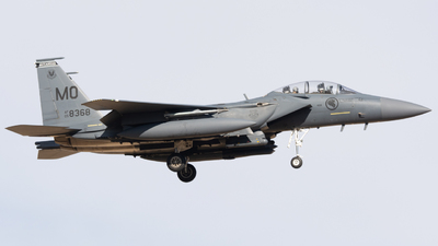 05-0031 - Boeing F-15SG Strike Eagle - Singapore - Air Force