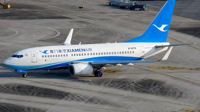 B-5278 - Boeing 737-75C - Xiamen Airlines