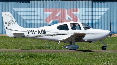 PR-AIM - Cirrus SR22-GTS - Private