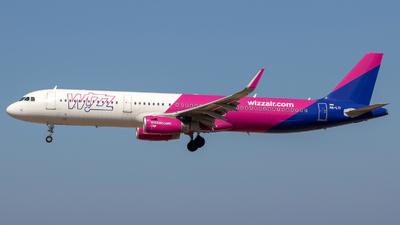 HA-LTI - Airbus A321-231 - Wizz Air