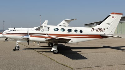 D-IBBH - Cessna 414A Chancellor - Private