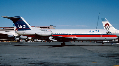 N499US - Fokker F28-4000 Fellowship - Air 21