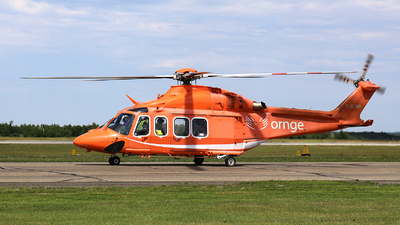 A picture of CGYNP - AgustaWestland AW139 - Ornge Air - © Willy Dahmen