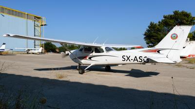 SX-ASG - Cessna 172M Skyhawk - Private
