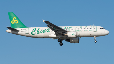 B-6301 - Airbus A320-214 - Spring Airlines