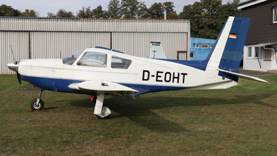 D-EOHT - Socata ST-10 Diplomate - Private