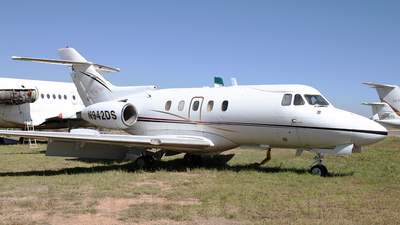 N942DS - Hawker Siddeley HS-125-1A - Private