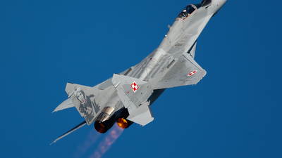38 - Mikoyan-Gurevich MiG-29A Fulcrum - Poland - Air Force