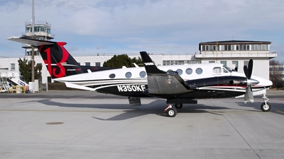 N350KF - Beechcraft B300 King Air 350i - Textron Aviation