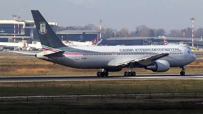 ET-AWQ - Boeing 767-306(ER) - Ceiba Intercontinental Airlines