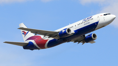C-FLRS - Boeing 737-490 - Flair Airlines