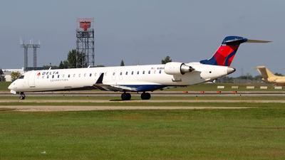 A picture of N186PQ - Mitsubishi CRJ900LR - Delta Air Lines - © Jeremy D. Dando