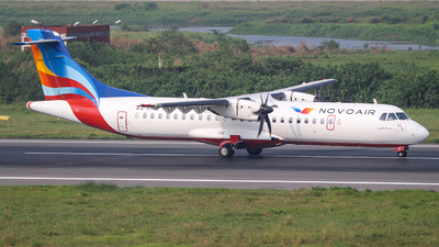 A picture of S2AHQ - ATR 72500 - Novoair - © Fo.Prottay