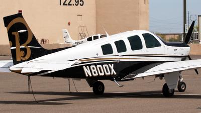 N800X - Beech A36 Bonanza - Private