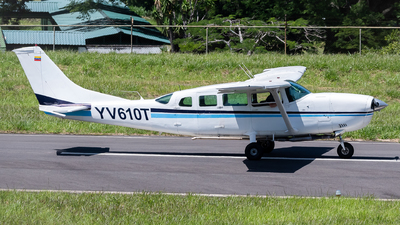 YV610T - Cessna T207 Turbo Skywagon - Private