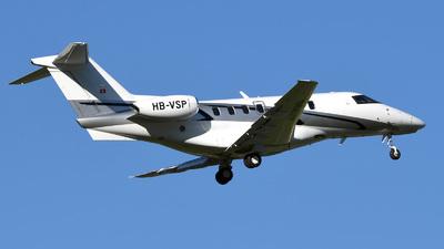 HB-VSP - Pilatus PC-24 - Private