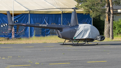SP-HPB - Robinson R44 Raven - Private