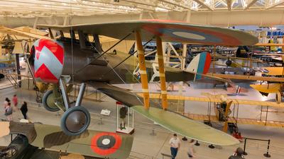 N4123A - Nieuport 28-C1 Bébé - United States - US Army Air Force (USAAF)