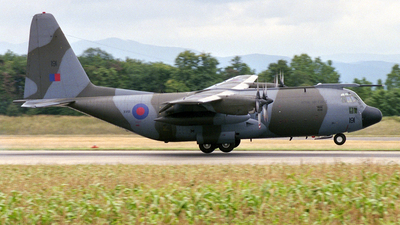XV191 - Lockheed Hercules C.1 - United Kingdom - Royal Air Force (RAF)