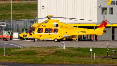 A picture of GNHVA - Airbus Helicopters H175 - Noordzee Helikopters Vlaanderen - © Ethan Hew - p_nilly