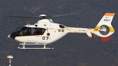 8807 - Eurocopter EC 135P2+ - Japan - Maritime Self Defence Force (JMSDF)