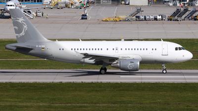 D-ACBN - Airbus A319-115X(CJ) - DC Aviation