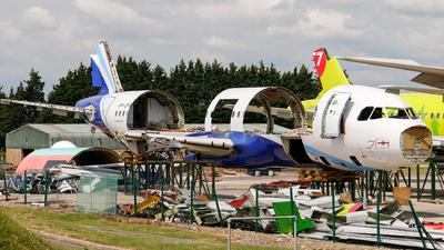 VP-CPW - Airbus A320-232 - IndiGo Airlines