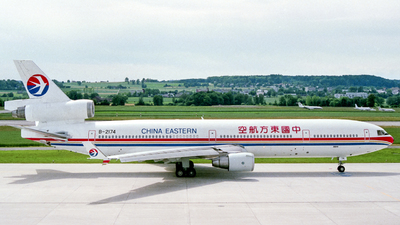 B-2174 - McDonnell Douglas MD-11 - China Eastern Airlines