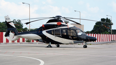 M-LIZI - Eurocopter EC 155B1 - Private