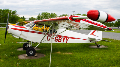C-GBYY - Wag-Aero Super Cuby - Private