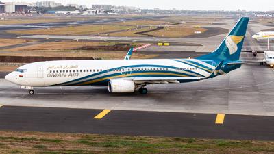 A picture of A4OBT - Boeing 73791M(ER) - Oman Air - © venkat_9099