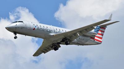 N453AW - Bombardier CRJ-200LR - American Eagle (Air Wisconsin)