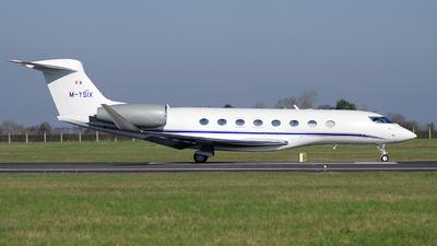M-YSIX - Gulfstream G650ER - Private