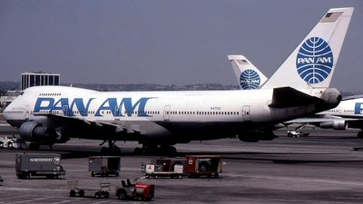 N4710U - Boeing 747-122 - Pan Am