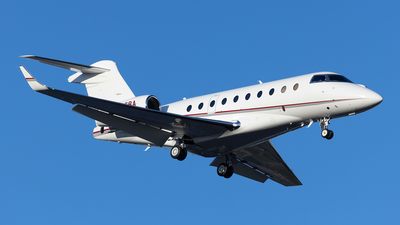 N286BA - Gulfstream G280 - Private