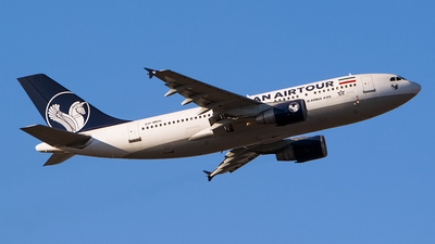 EP-MDL - Airbus A310-325 - Iran Air Tour