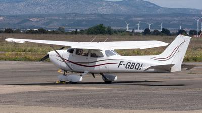 F-GBQI - Reims-Cessna F172N Skyhawk II - Aero Club - Roussillon