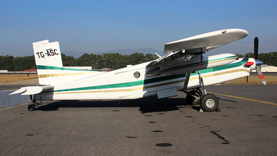TG-ASC - Pilatus PC-12/47 - Private