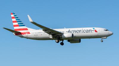 N869NN - Boeing 737-823 - American Airlines