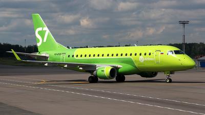 A picture of VQBYB - Embraer E170SU - S7 Airlines - © Igor Dvurekov
