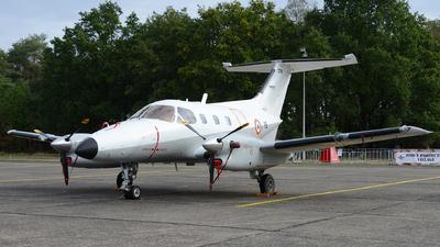 078 - Embraer EMB-121AA Xingú - France - Air Force
