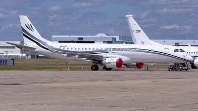A6-ARK - Embraer 190 Lineage 1000 - Prestige Jet