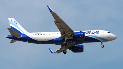 VT-IJI - Airbus A320-271N - IndiGo Airlines