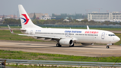 B-7375 - Boeing 737-89P - China Eastern Airlines