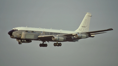 64-14849 - Boeing RC-135U Combat Sent - United States - US Air Force (USAF)