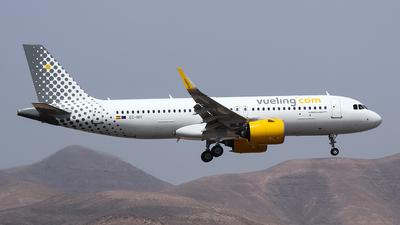 EC-NIY - Airbus A320-271N - Vueling